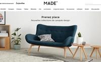 MADE法国:提供原创设计师家具