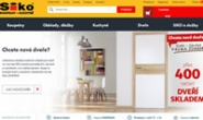 捷克浴室和厨房设备购物网站:SIKO