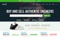 运动鞋、街头服装、手表和手袋的实时市场:StockX