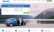 新西兰廉价汽车租赁:Snap Rentals