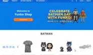 Funko官方商店:源自美国,畅销全球搪胶收藏玩偶