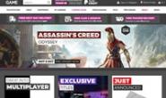 英国领先的游戏零售商:GAME