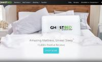 采用冷却技术的超自然舒适度:GhostBed床垫