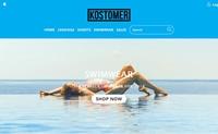 游泳、运动和配件在线购物:KOSTOMER