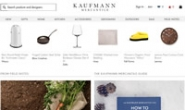 Kaufmann Mercantile官网:家居装饰、配件、户外及更多