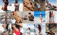 泰国泳装品牌,销往全球:Khongboon Swimwear