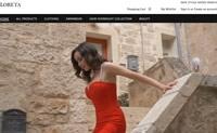 澳大利亚墨尔本的在线时装店:LORETA