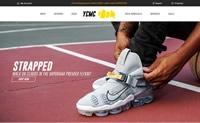 美国运动鞋和服装网上商店:YCMC
