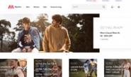 印度最大的时尚购物网站:Myntra