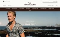 新西兰男装品牌:Rodd & Gunn