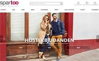 Spartoo瑞典:鞋子、包包和衣服