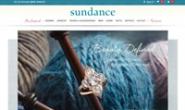 女装和独特珠宝:Sundance Catalog