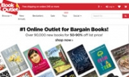 BookOutlet加拿大:在网上书店购买廉价折扣图书和小说