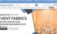 美国婚礼装饰和活动用品批发供应商:Event Decor Direct