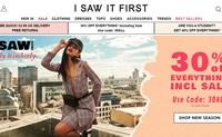 英国女装网上商店:I Saw It First