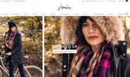 Joules官网:女士、男士和儿童服装和鞋类