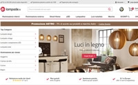 意大利灯具购物网站:Lampade.it
