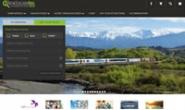 新西兰火车、巴士和渡轮旅游网络:New Zealand Rail