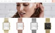ROSEFIELD手表德国官方网上商店:北欧极简设计女士腕表品牌