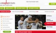 英国最全面的橄榄球联盟门票网站:Live Rugby Tickets