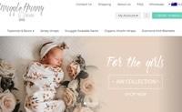澳大利亚在线婴儿襁褓商店:Snuggle Hunny Kids