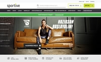土耳其多品牌运动零售商:Sportive