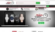 时尚设计师手表:The Watch Cabin