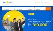 印尼综合在线预订网站:Tiket.com(机票、酒店、火车、租车和娱乐)