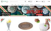 巴西厨房用品购物网站:Venicci