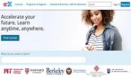 来自世界上最好大学的在线课程:edX