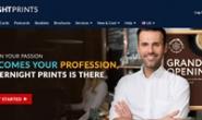 美国在线打印网站:Overnight Prints