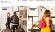 经济实惠的豪华背包和行李袋:Packs Project