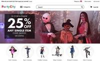 拥有超过850家商店的美国在线派对商店:Party City