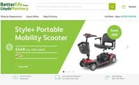 英国移动和独立生活公司:Betterlife(移动车、轮椅、可调节床、沐浴辅助等)