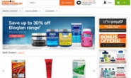 澳大利亚领先的折扣药房:Chemist Direct(有中文站)