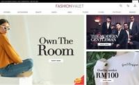 马来西亚最热门的在线时尚商店:FashionValet