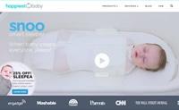 SNOO智能婴儿床:Happiest Baby