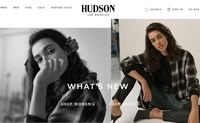 Hudson Jeans官网:高级精制牛仔裤