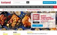 Iceland杂货店:网上食品购物