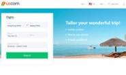 同程旅游英文网站:LY.com