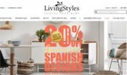 澳大利亚在线家具、灯饰和家居装饰店:LivingStyles