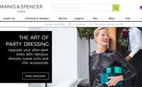 英国玛莎百货美国官网:Marks & Spencer美国