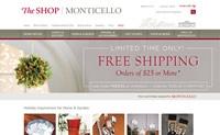 蒙蒂塞罗商店:Monticello Shop