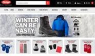加拿大国民体育购物网站:National Sports
