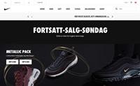 Nike挪威官网:Nike.com (NO)
