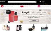 Notino意大利站:购买香水和化妆品
