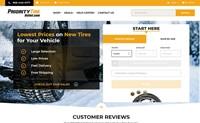 美国轮胎网站:Priority Tire