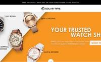 马来西亚手表网站:Solar Time