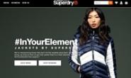 Superdry极度干燥美国官网:英国制造的服装品牌