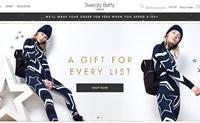 英国女性运动服品牌:Sweaty Betty